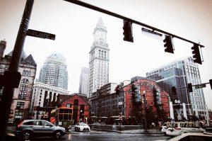 Boston MA USA 2016