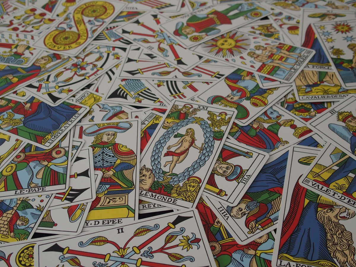 Learn The 78 Tarot Cards in Two Hours by Ben Lucas