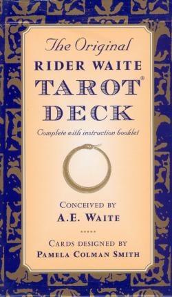Rider Waite Smith Tarot - Tarot Zamm 3