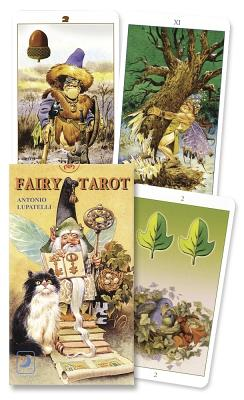 Fairy Tarot Antonio Lupatelli
