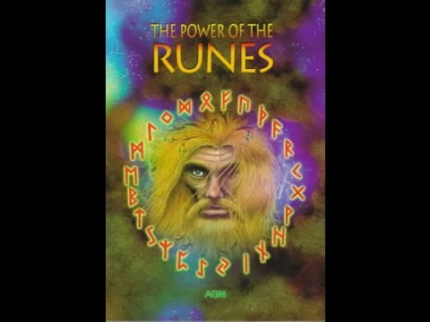 The Power of the Runes Cards - Tarot Zamm