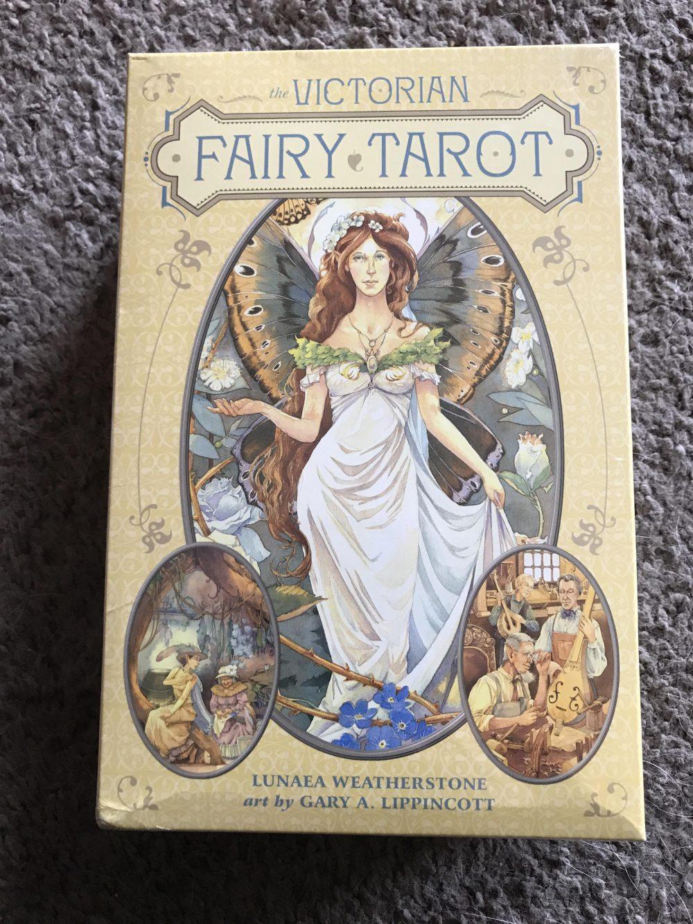 Victorian fairy Tarot - Tarot Zamm