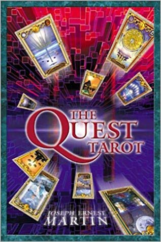 The Quest Tarot - featured by Tarot Zamm