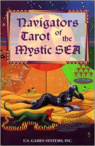 Navigators Tarot of the Mystic Sea Deck - featured by Tarot Zamm