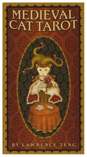 Medieval Cat Tarot - Tarot Zamm
