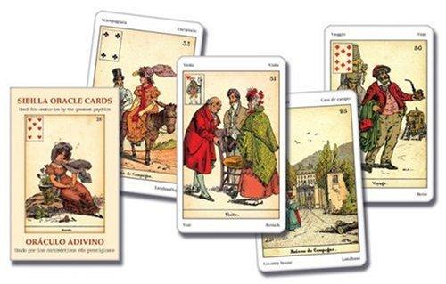 Sibilla Oracle Cards - Tarot Zamm