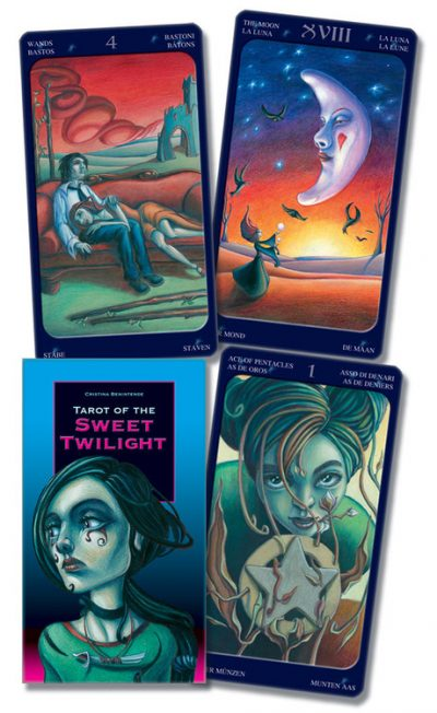 Tarot of the Sweet Twilight - Tarot Zamm