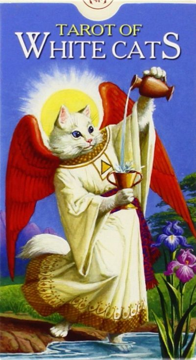 Tarot of the White Cats - Tarot Zamm