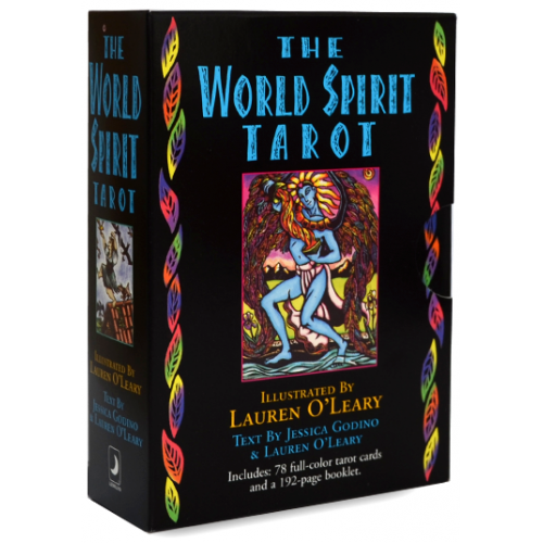 World Spirit Tarot - Tarot Zamm