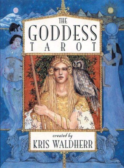 The Goddess Tarot - Tarot Zamm